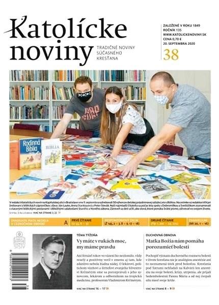 Katolícke noviny - 38/2020 - Elektronické noviny
