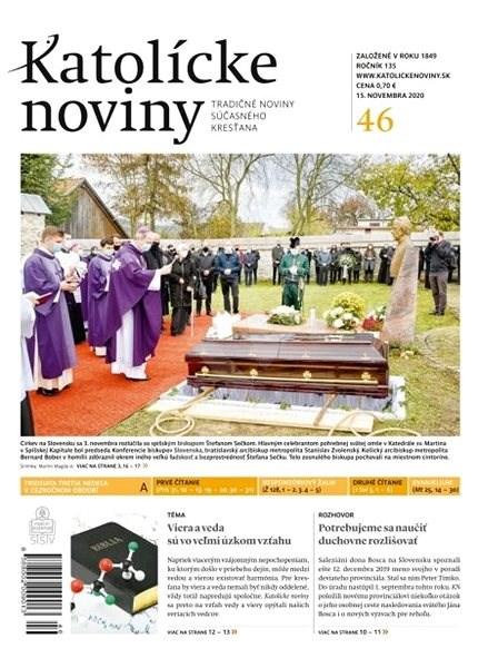 Katolícke noviny - 46/2020 - Elektronické noviny