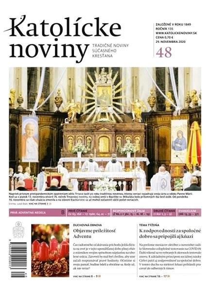 Katolícke noviny - 48/2020 - Elektronické noviny