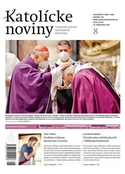 Katolícke noviny - 08/2021 - Elektronické noviny