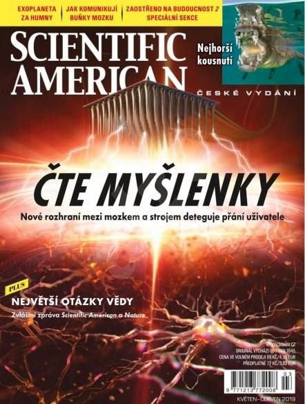 Scientific American - 5-6/2019 - Elektronický časopis