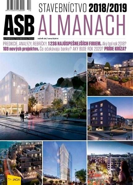 ASB špeciál - Almanach - Stavebníctvo 2018/19 - Elektronický časopis