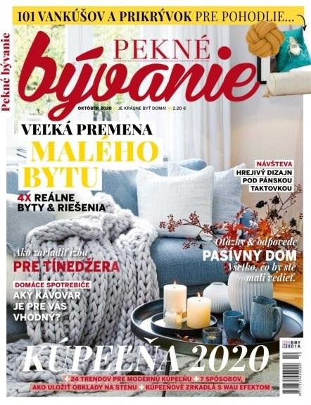 Pekné bývanie - 10/2020 - Elektronický časopis
