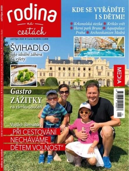 Rodina na cestách - září/říjen 2020 - Elektronický časopis