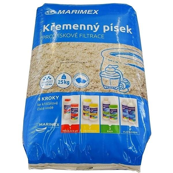 9b9f13d0a07f7 MARIMEX Filtračný piesok 25 kg - Piesok do filtrácie | Alza.sk