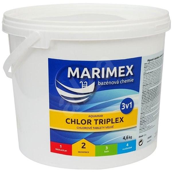 MARIMEX AQuaMar Triplex 4,6 kg - Bazénová chémia