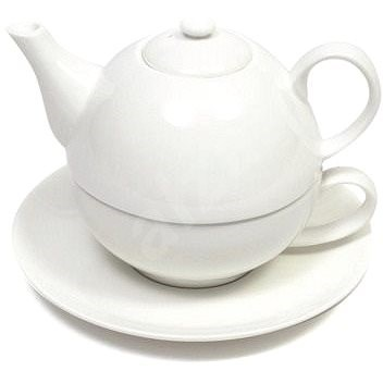 Maxwell & Williams Tea for One WHITE BASICS - Tea For One