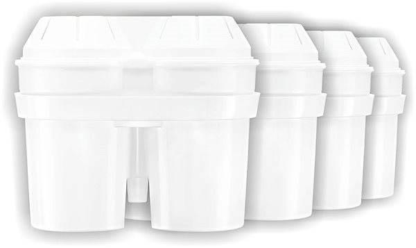Maxxo Náhradné uni vodné filtre Maxxo 3 + 1 - Filtračná patróna