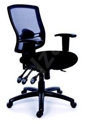 94faa7fc95710 MAYAH Creative čierna - Kancelárska stolička | Alza.sk