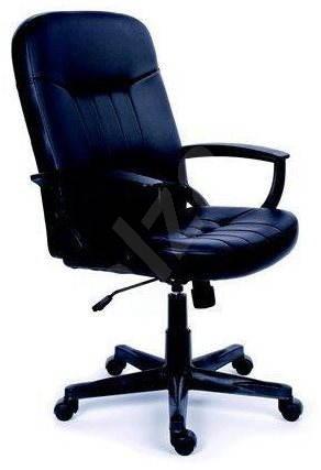 9e44709c400cf MAYAH Boss čierna - Kancelárska stolička | Alza.sk