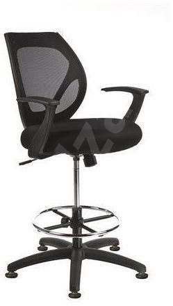 0676dcc21b446 MAYAH High čierna - Kancelárska stolička | Alza.sk