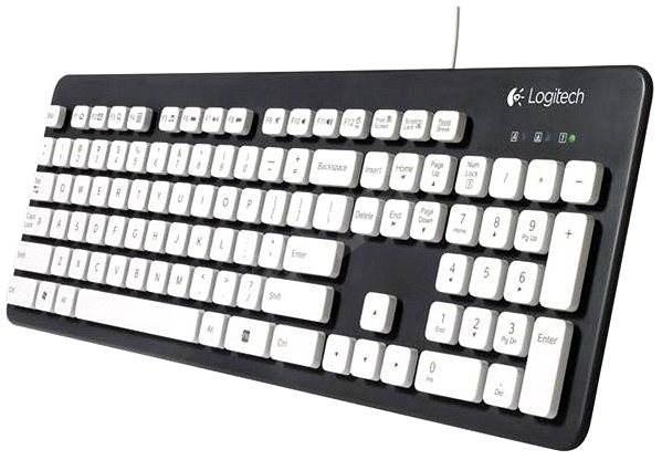 689672b43 Logitech Washable Keyboard K310 CZ - Klávesnica | Alza.sk