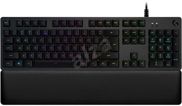 Logitech G513 CARBON - Herná klávesnica