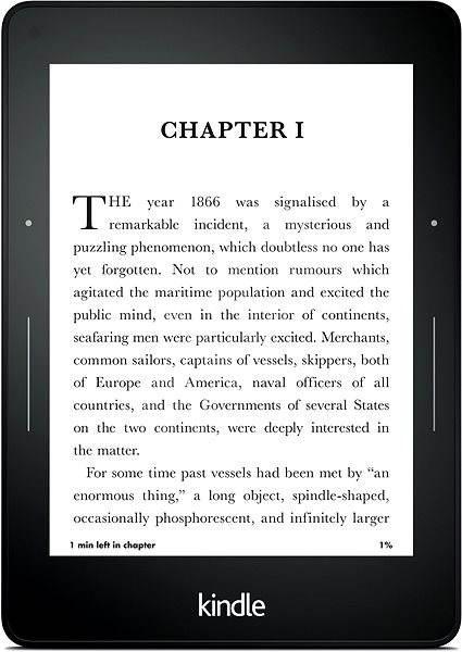 Amazon Kindle Voyage - BEZ REKLAMY - Elektronická čítačka kníh