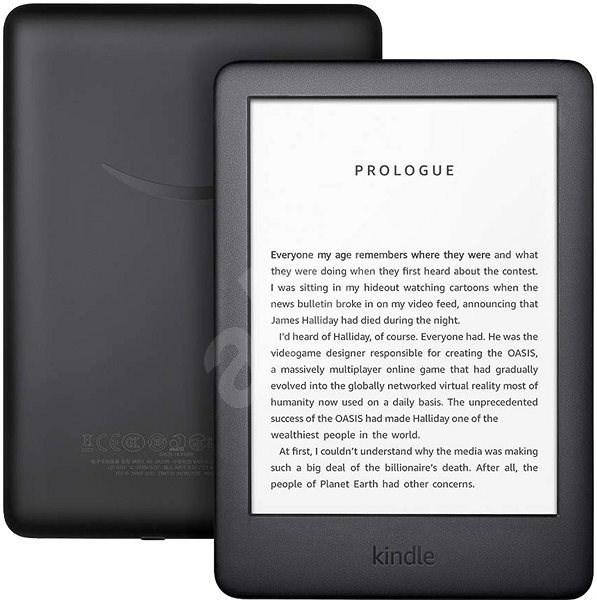 Amazon New Kindle 2019 čierna - Elektronická čítačka kníh