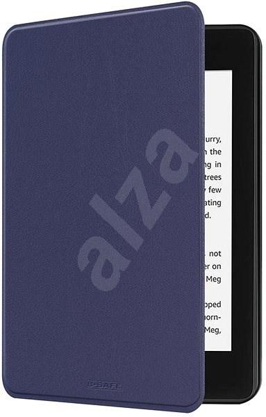 B-SAFE Lock 1266, na Amazon Kindle Paperwhite 4 (2018), tmavo modré - Puzdro na čítačku kníh