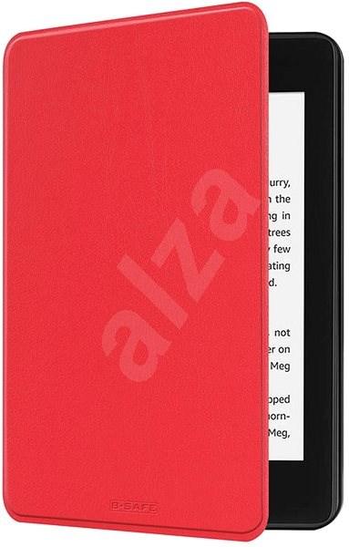 B-SAFE Lock 1267, pre Amazon Kindle Paperwhite 4 (2018), červené - Puzdro na čítačku kníh