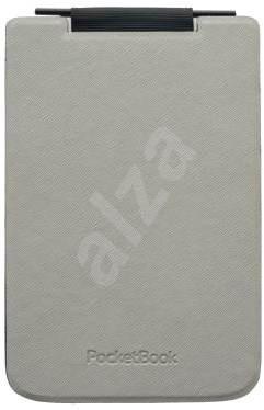 "PocketBook Basic Touch ""Flipper"" čierno-šedé - Puzdro na čítačku kníh"