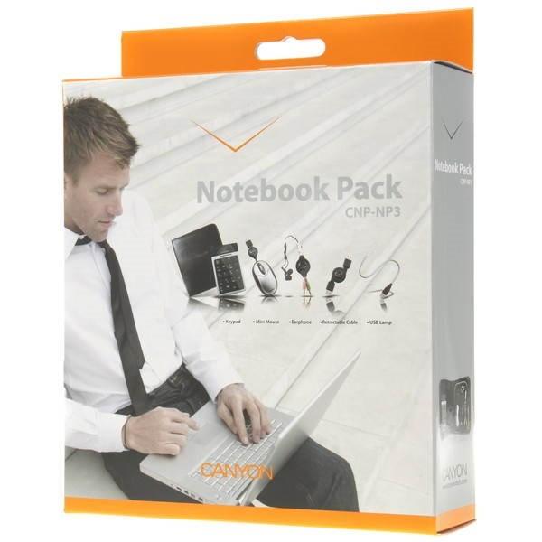 Canyon Notebook Pack CN-NP3 - Sada příslušenství k notebooku
