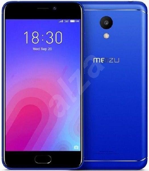 0a95b54da Meizu M6 32 GB modrý - Mobilný telefón | Alza.sk