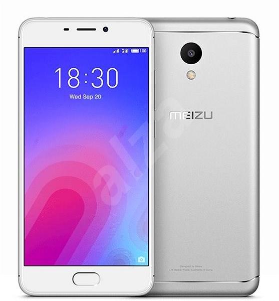 5d050a4755 Meizu M6 32 GB strieborný - Mobilný telefón