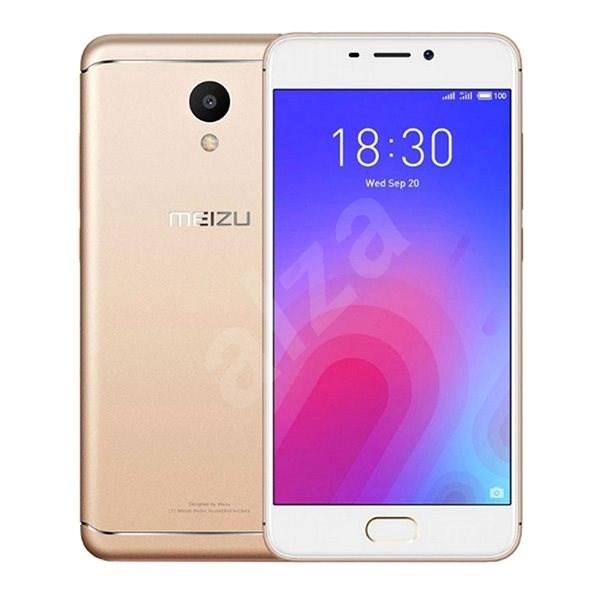 Meizu M6 2/16GB zlatý - Mobilný telefón