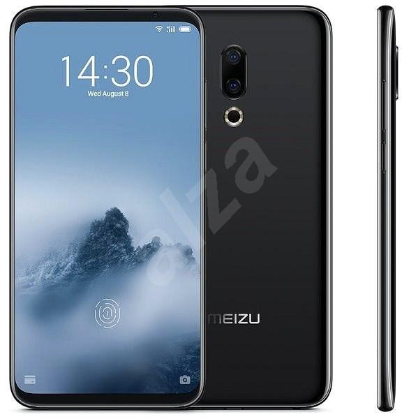 Meizu 16th 128 GB čierny - Mobilný telefón