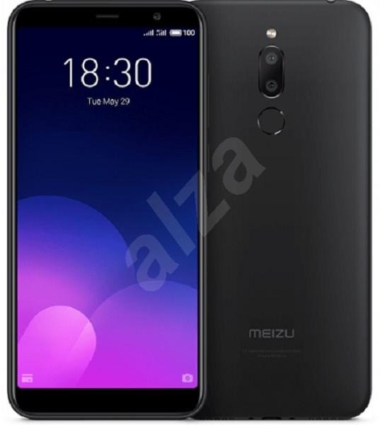 Meizu M6T 32 GB čierny - Mobilný telefón