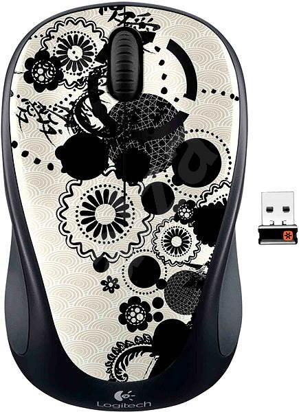 Logitech Wireless Mouse M325 Ink Gears - Myš