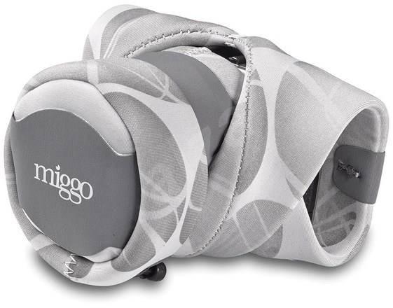 Miggo Grip & Wrap CSC Pebble Road - Popruh na fotoaparát