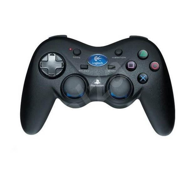 Logitech Cordless Action PS2 - Gamepad