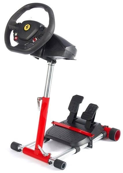 Wheel Stand Pro Thrustmaster F458 Spider Rosso- červený - Stojan
