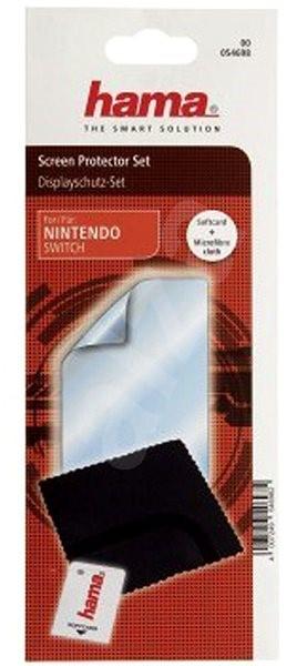 Hama Screen Protector pre Nintendo Switch - Ochranné sklo  c4b46e5ba12