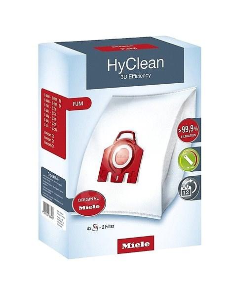 Miele FJM HyClean 3D - Vrecká do vysávača