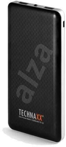 TECHNAXX Slim 13200mAh TX-32 čierny - Powerbank
