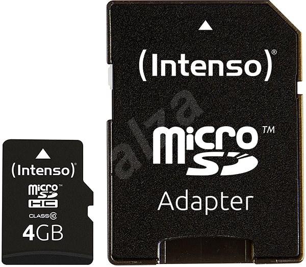 Intenso Micro SD Card Class 104GB - Pamäťová karta