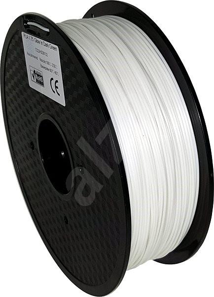 MKF ABS 1,75 mm 1 kg modro fosforeskujúca - Filament