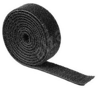 Univerzálna sťahovacia páska 1m čierna - Organizácia káblov
