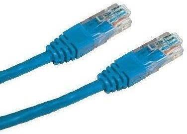Datacom, CAT6, UTP, 2 m, modrý - Sieťový kábel
