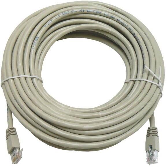 Datacom, CAT5E, UTP, 15 m - Sieťový kábel