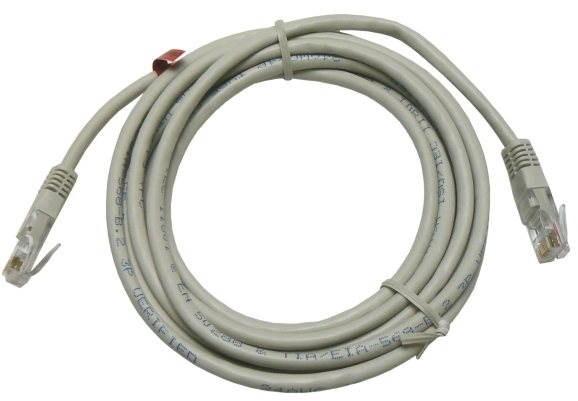 Datacom, CAT5E, UTP krížený (cross), 3 m - Sieťový kábel