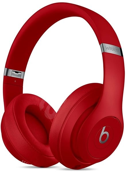 db0b3049c Beats Studio 3 Wireless - red - Slúchadlá s mikrofónom   Alza.sk
