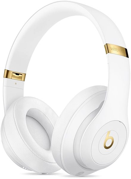 Beats Studio 3 Wireless - white - Slúchadlá  3b16bde7226