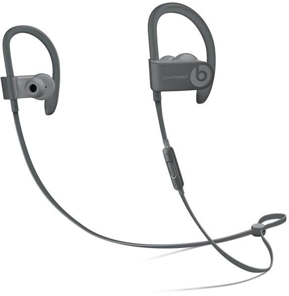Beats Powerbeats 3 Wireless, Asphalt Gray - Bezdrôtové slúchadlá