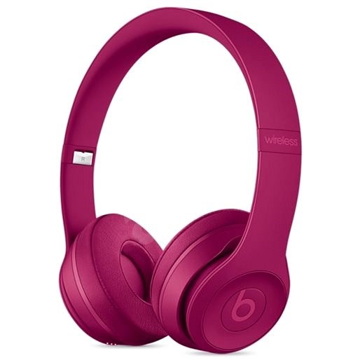 Beats Solo3 Wireless - Brick Red - Bezdrôtové slúchadlá
