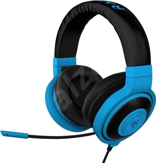 Razer Kraken Pre Neon Blue - Slúchadlá