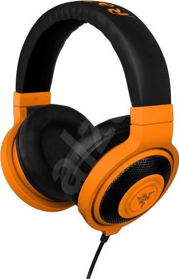 Razer Kraken Neon Orange  - Slúchadlá
