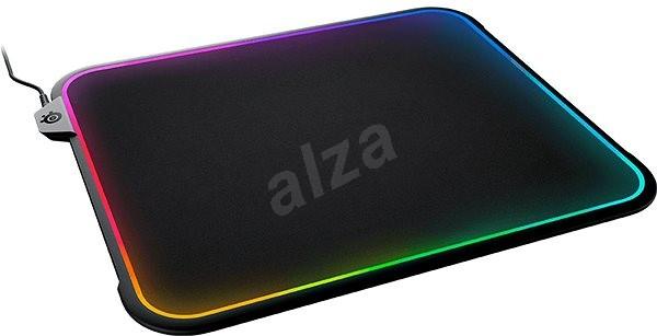 deea26472 SteelSeries QcK Prism RGB Gaming Mousepad - Podložka pod myš   Alza.sk