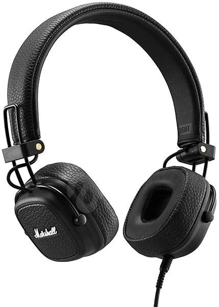 Marshall Major III čierna - Slúchadlá s mikrofónom