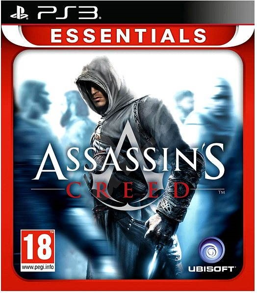 PS3 - Assassin's Creed (Essentials Edition) - Hra na konzolu